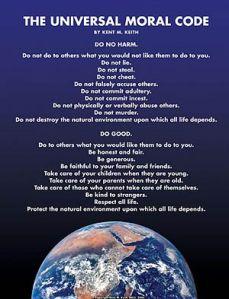Universial Moral Code